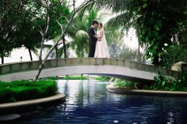 Wedding Venue Bridge