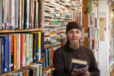 bookstore customer